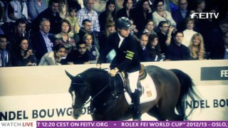 Rolex FEI World Cup – Oslo
