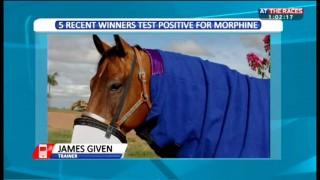 The Queens Horse Fails Drug Test