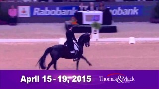 2015 FEI World Cup Finals – Las Vegas