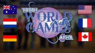 2014 Youth World Games Highlights