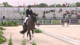 2014 WEG – Day 1 Highlights