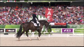 Valegro – WEG Freestyle Dressage