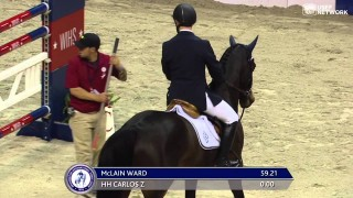 McLain Ward Wins President's Cup