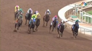 Untapable Wins Breeders' Cup Distaff