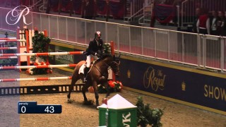 Ian Millar wins the Greenhawk!