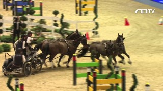 FEI World Cup Driving 2014/15