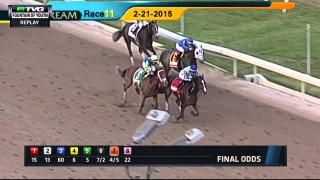 Fountain of Youth Stakes (G2) 2015
