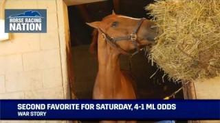 Kentucky Derby Contender War Story