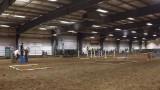 Trail Competition Saskatchewan Equine Expo 2015