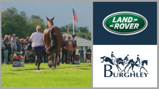 Land Rover Burghley – Catwalk