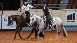 AQHA Junior Western Riding