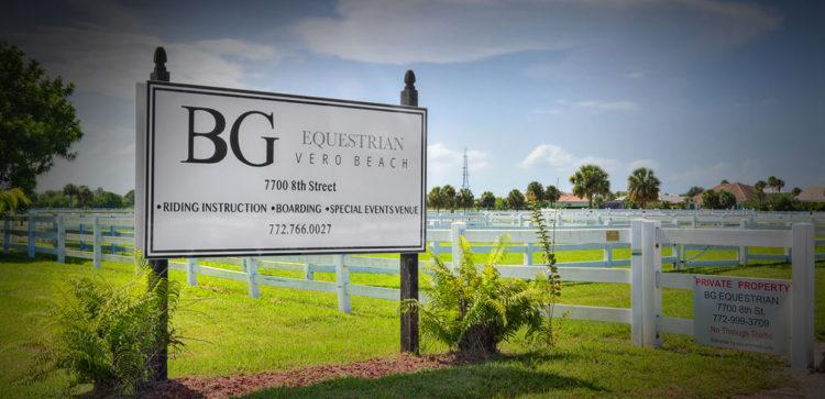 bg equestrian vero beach
