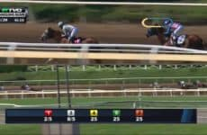 Awesome Again Stakes Featuring California Chrome
