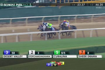 Cavorting – 2016 Ogden Phipps Stakes