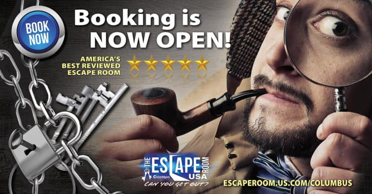 Escape Room USA Columbus