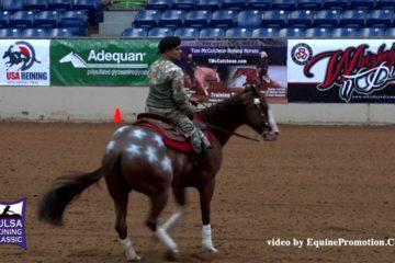 Freestyle – Fred Win – 2016 Tulsa Reining Classic