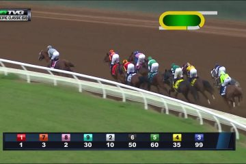 RACE REPLAY: TVG Pacific Classic Featuring California Chrome
